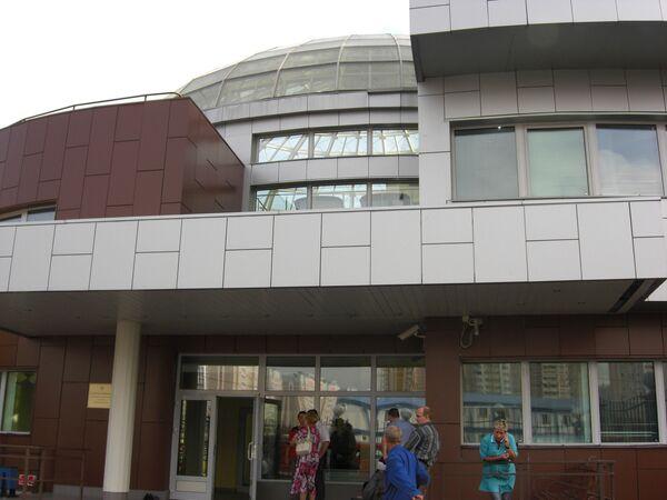 В расчетно-кассовом центре Банка России в Подольске нештатно сработала система газового пожаротушения