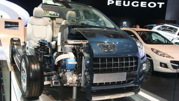 Peugeot 3008. Архивное фото