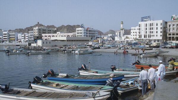 Самый большой аквариум на Ближнем Востоке откроется в Омане