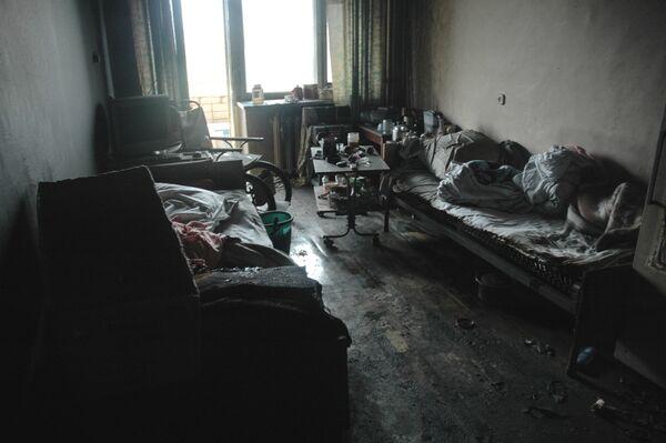 Престарелый дом тверь день пожилого человека прошел в доме интернате