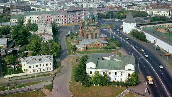 Ярославль. Архивное фото