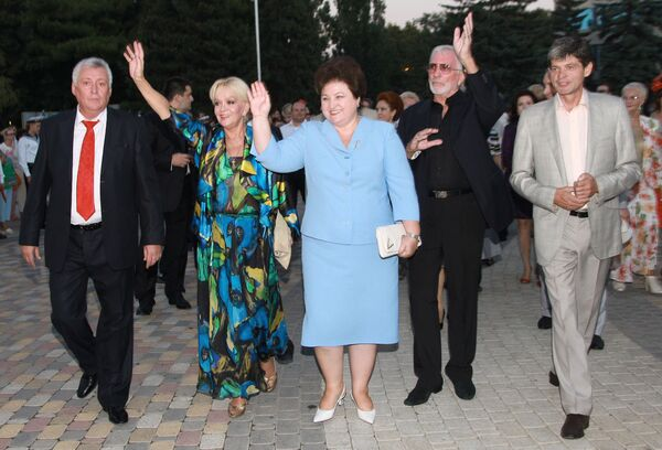 Открытие XIX кинофестиваля Киношок в Анапе