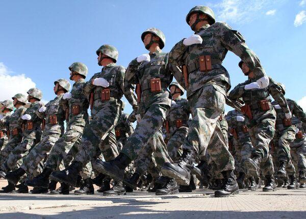 Совместные учения стран Шанхайской организации сотрудничества Мирная миссия - 2010