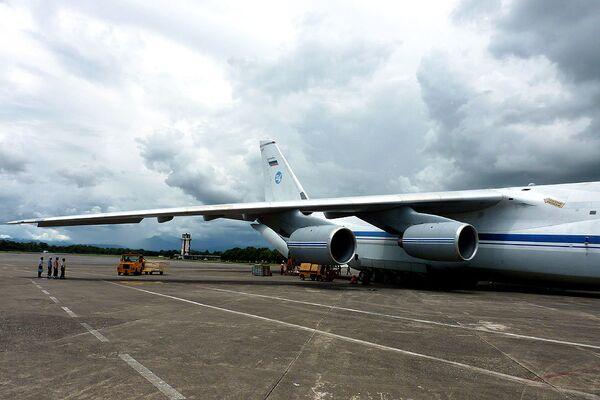 База ВВС Индонезии Султан Хасануддин в городе Макассар