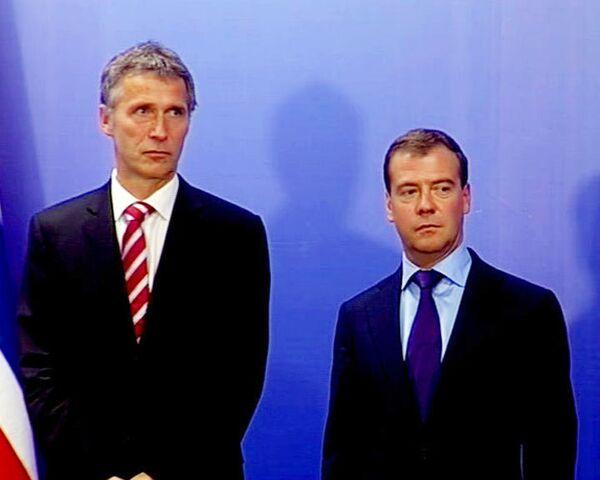 Россия и Норвегия определились с границей в Баренцевом море