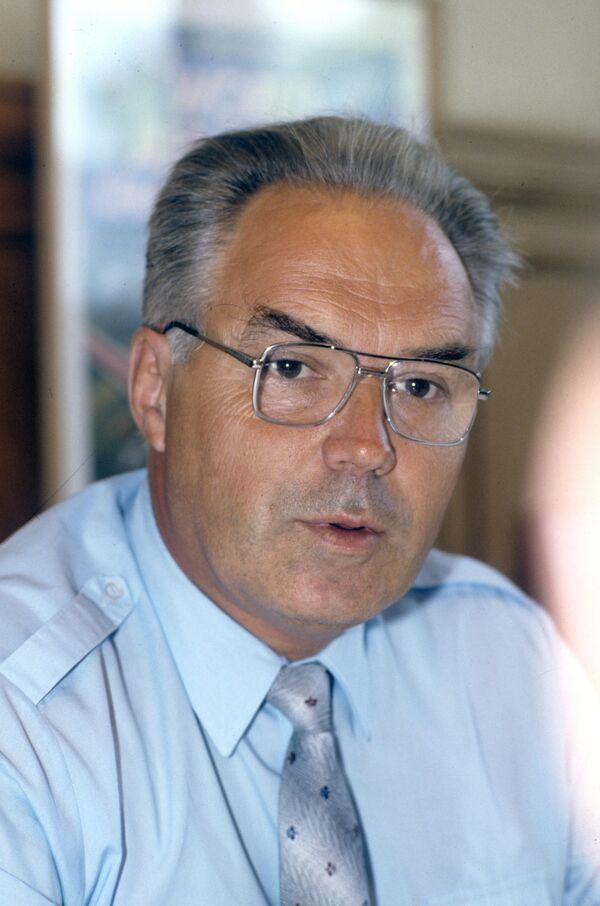 Михаил Петрович Симонов