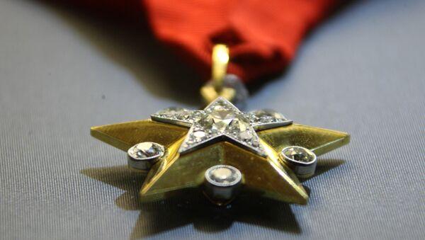 Маршальская звезда Иосифа Сталина