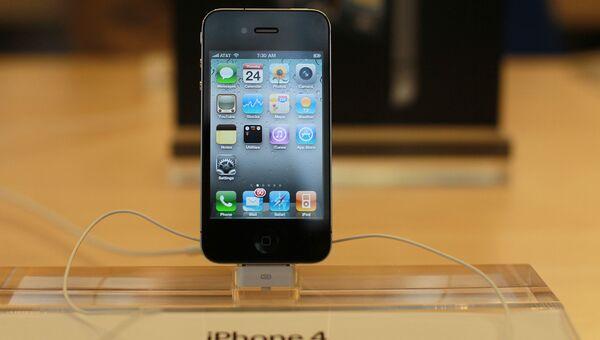 iPhone 4, архивное фото