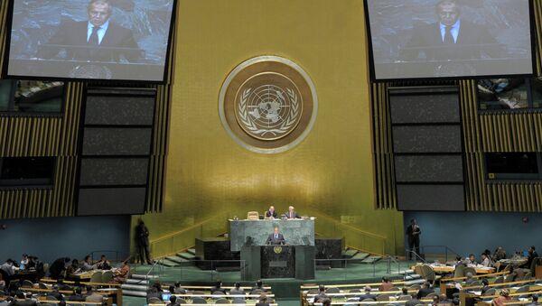 Генеральная асамблея ООН. Архив