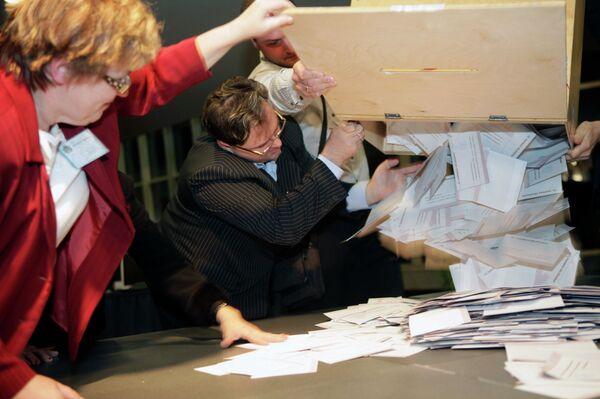 В минувшую субботу в Латвии прошли выборы в Сейм.