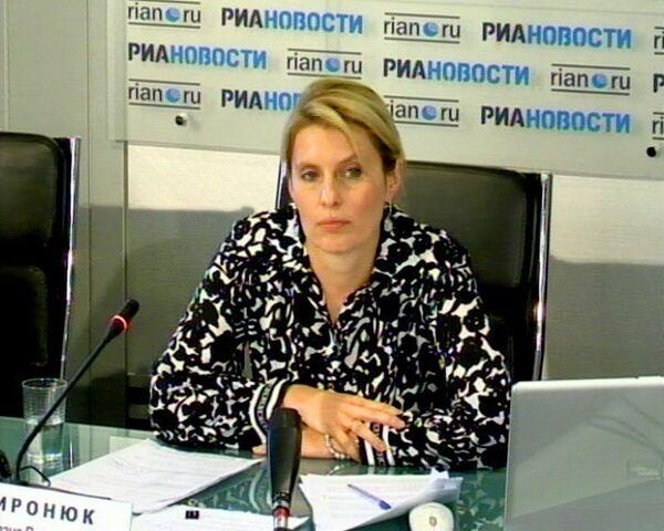 Московские новости останутся независимым изданием – Миронюк