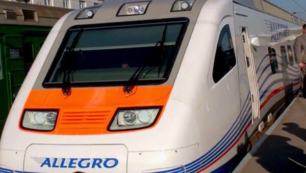 В поезде Allegro поселят таможенников и разместят игровую комнату