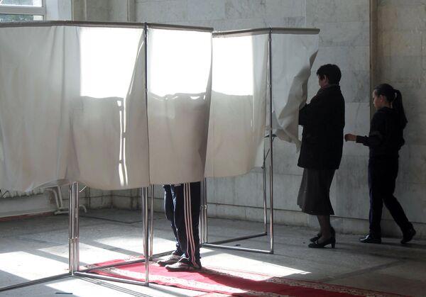 Выборы мэра города Махачкала в республике Дагестан