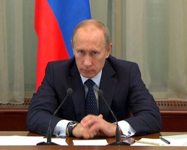 Путин напомнил бизнесменам, что не платить налоги неприлично