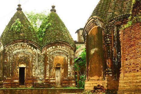 Храмы Малути, памятники царей династии Пала, Индия