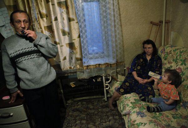 Семья Галактионовых из Владимирской области, лишившаяся детей из-за проблем с жилплощадью