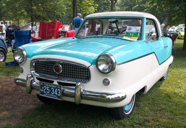 Автомобиль Nash Metropolitan