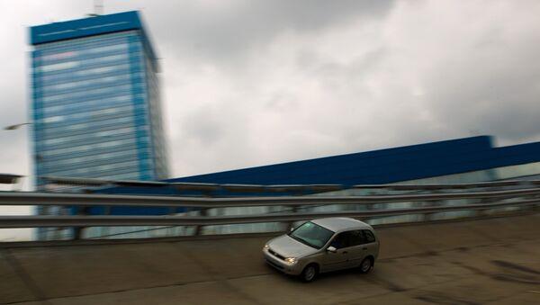 Работа завода ОАО АвтоВАЗ. Архивное фото