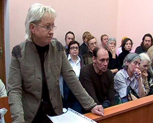 Последнее слово Ларисы Агеевой, обвиняемой в избиении приемного сына