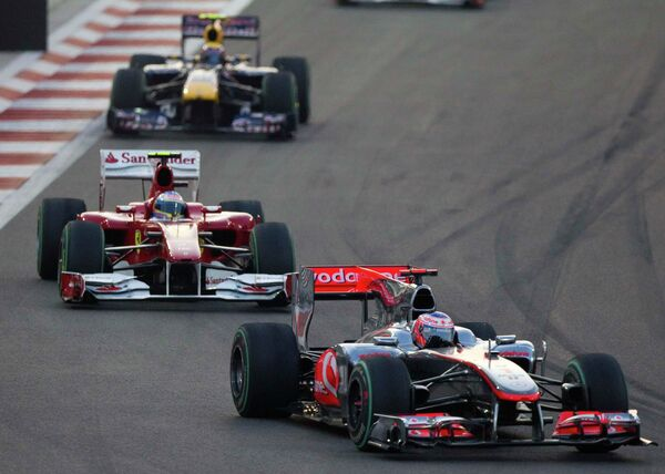 Пилоты Формулы - 1