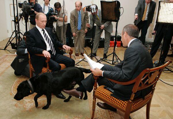 Интервью президента РФ телеканалу Эн-Би-Си (США)