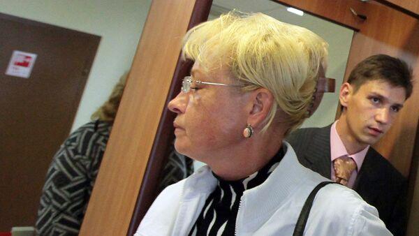 Лариса Агеева