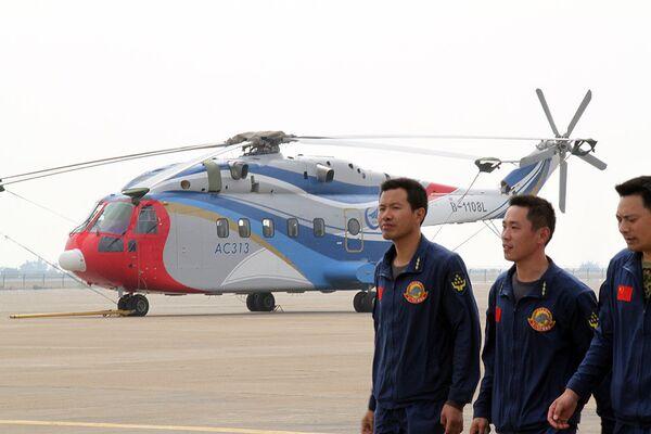 Авиасалон Airshow China-2010 в Чжухае