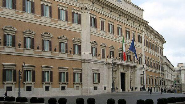 Здание парламента Италии