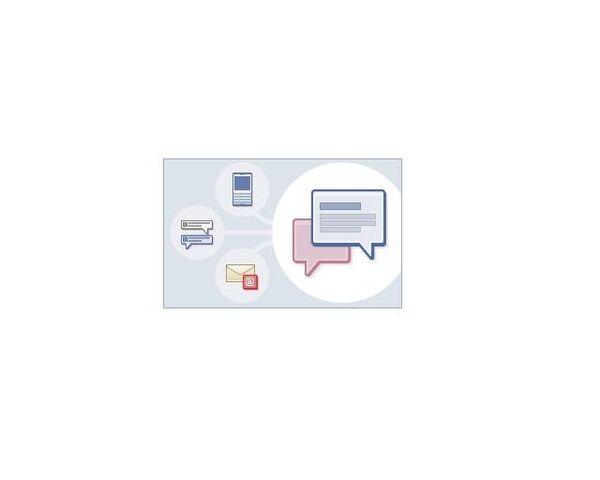 Система Facebook Messages собирает SMS-сообщения, беседы в чатах и на Facebook в одном месте