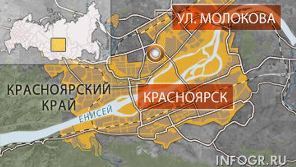 Убийство адвоката Алексея Грянкина в Красноярске
