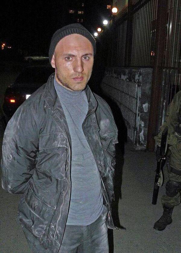 Предполагаемый главарь группировки, причастной к сентябрьскому взрыву во Владикавказе