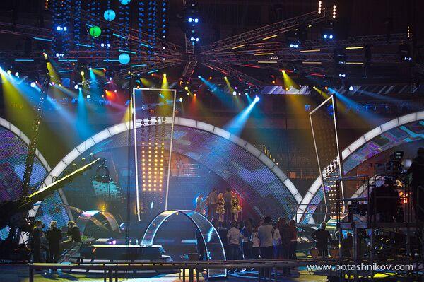 Финал детского Евровидения в Минске