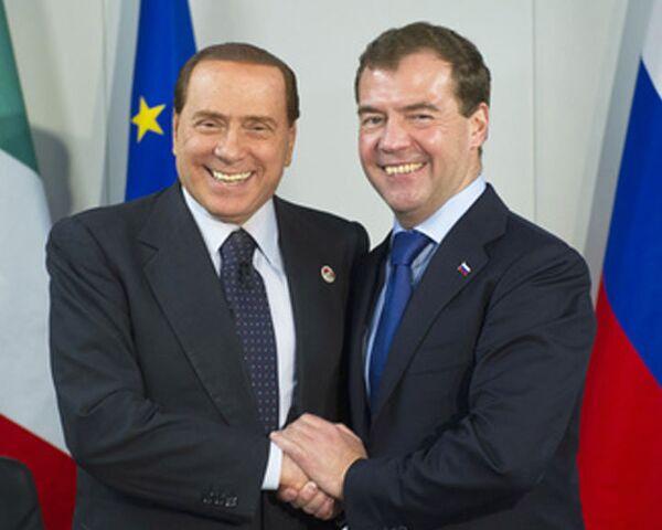 Полоса сложных отношений между РФ и НАТО преодолена - Медведев