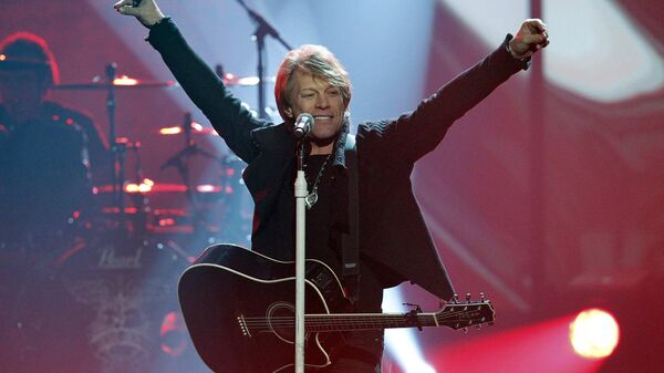 Bon Jovi на премии MTV American Music Awards