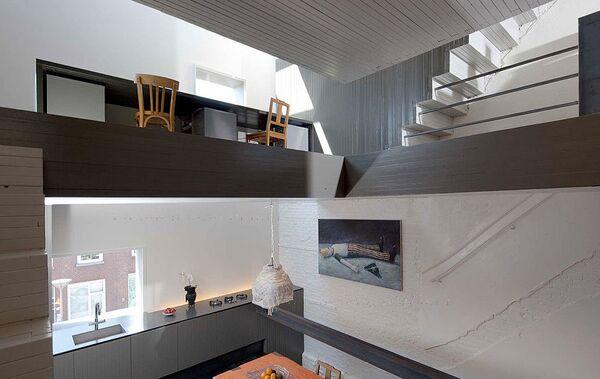 Проект Черная жемчужина архитектурного бюро Zecc Architects