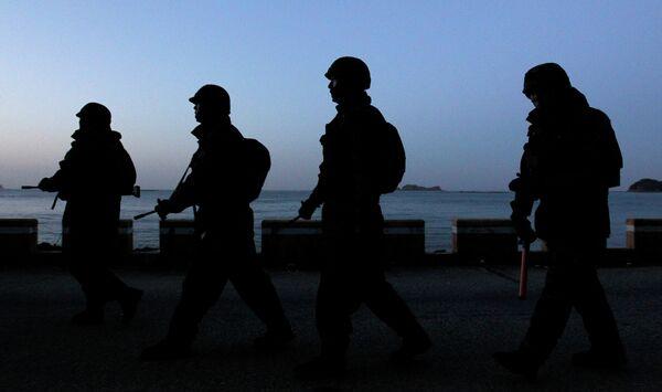 США и Южная Корея начали учения у берегов Корейского полуострова