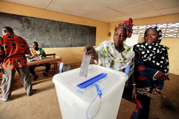 Выборы в Кот-д'Ивуаре