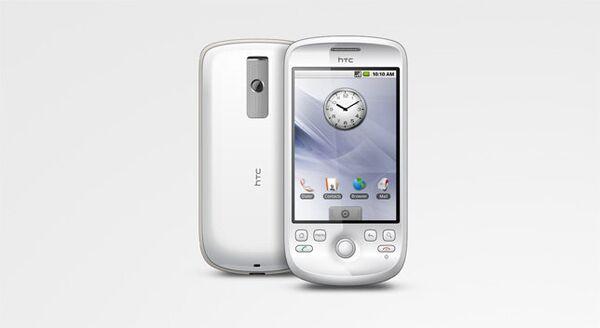 Смартфон HTC Magic на ОС Android