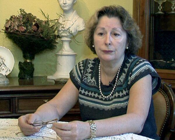 Ахмадулина была паролем нашей изящной словесности - поэтесса Васильева