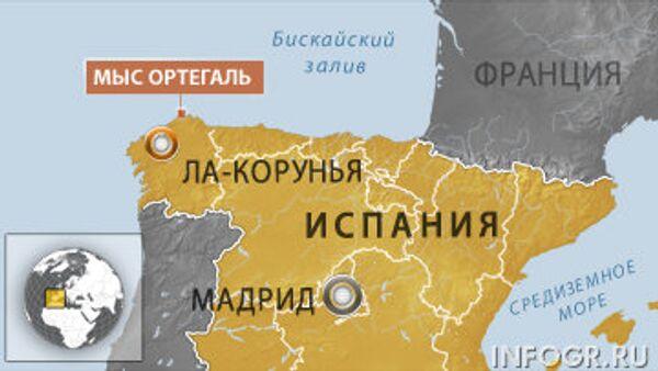 Лесовоз с российско-украинским экипажем затонул в Бискайском заливе