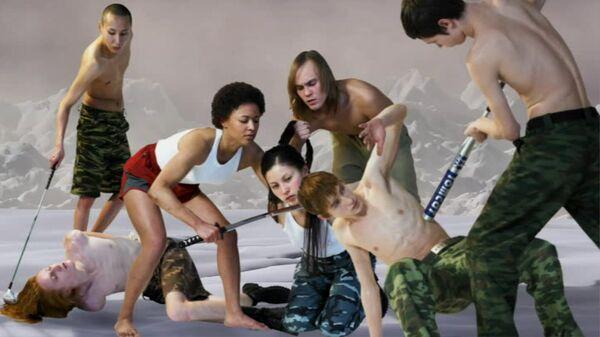 Проект История российского видеоарта в Московском музее современного искусства