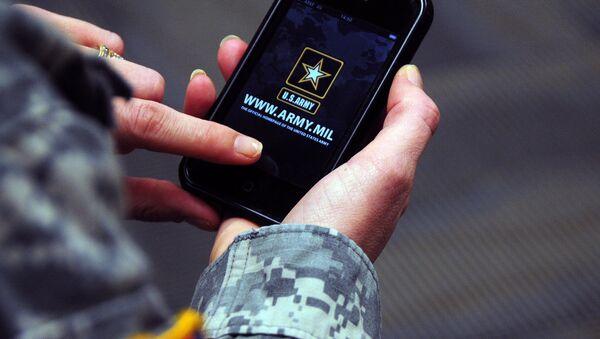 Смартфоны могут стать частью стандартного снаряжения армии США