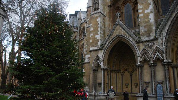 Вестминстерское аббатство, Архивное фото