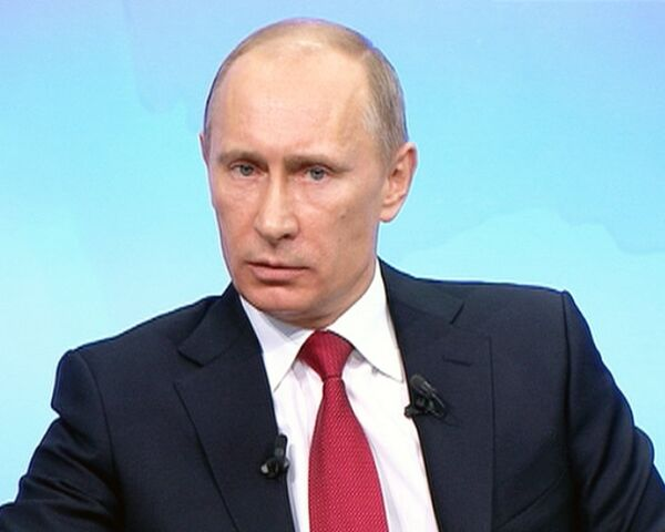 Путин считает, что беспорядки спровоцировало не убийство болельщика