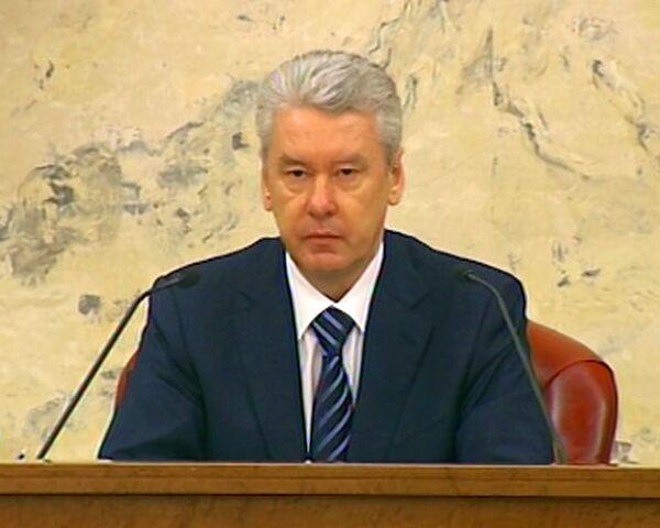 Собянин: пенсионеры Москвы будут получать не меньше 11 тысяч рублей