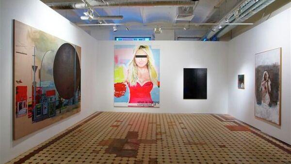 Ярмарка современного искусства Cosmoscow. Архивное фото
