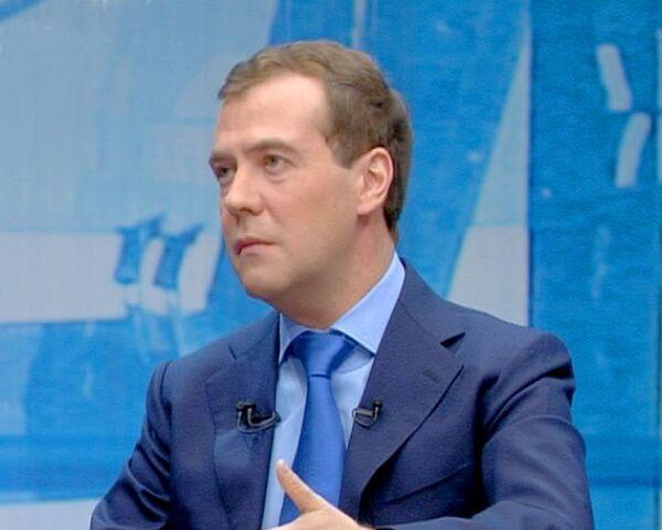 Медведев: наркоманы должны сами выбирать между смертью и лечением