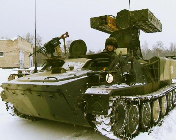 Стрела-10М3 - модернизированный ЗРК поступил в российские ВДВ