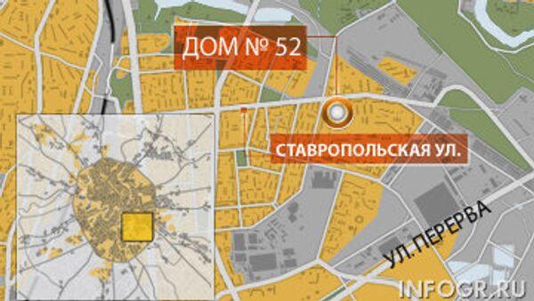 На юго-востоке Москвы мама с дочкой выбросились из окна дома