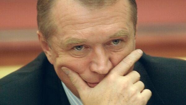 Замсекретаря Общественной палаты РФ, вице-президент Торгово-промышленной палаты РФ С. Катырин